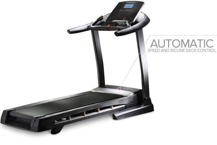 Ifit weight loss treadmill workout card