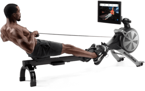 iFIT-connected rowers.