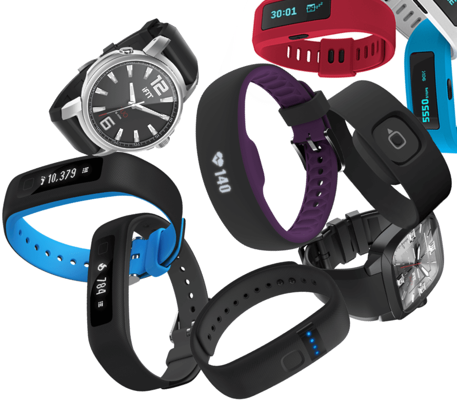 iFit wearables and smart watches