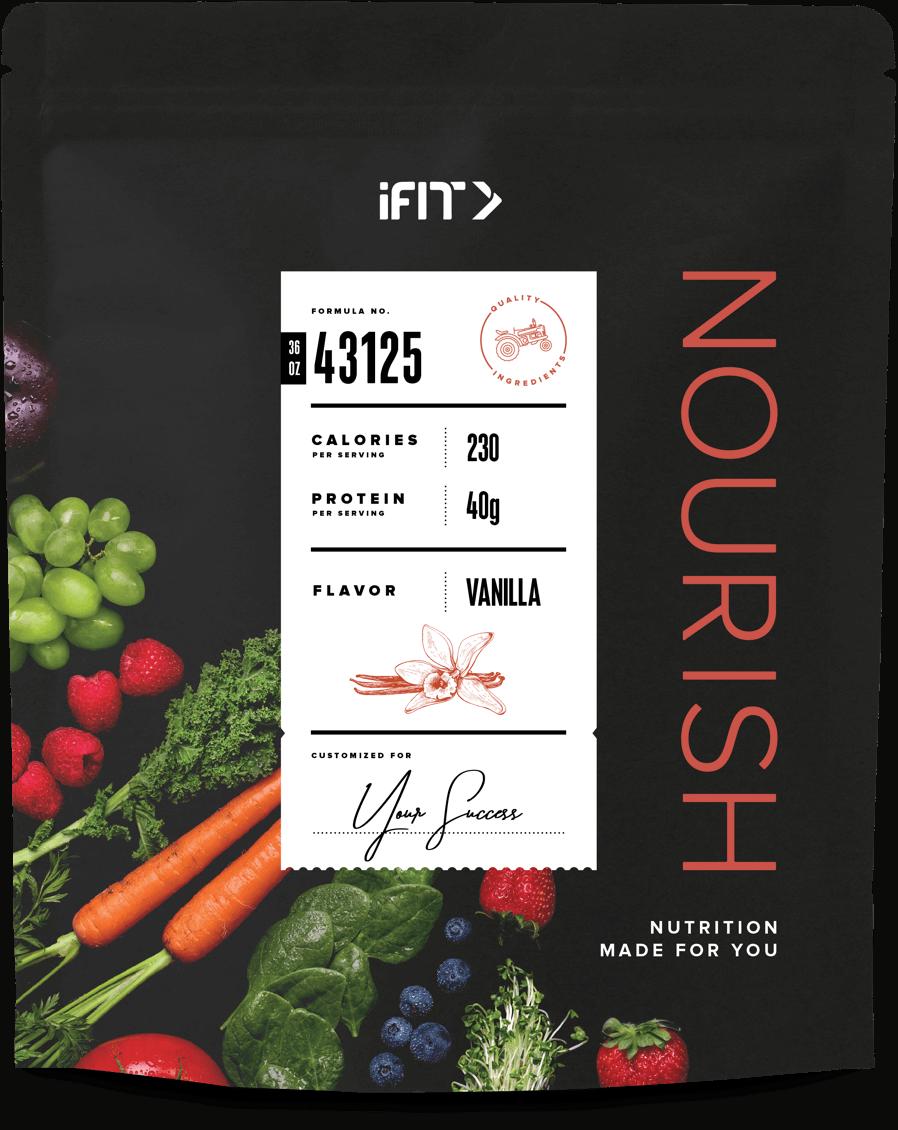 iFit Nourish bag
